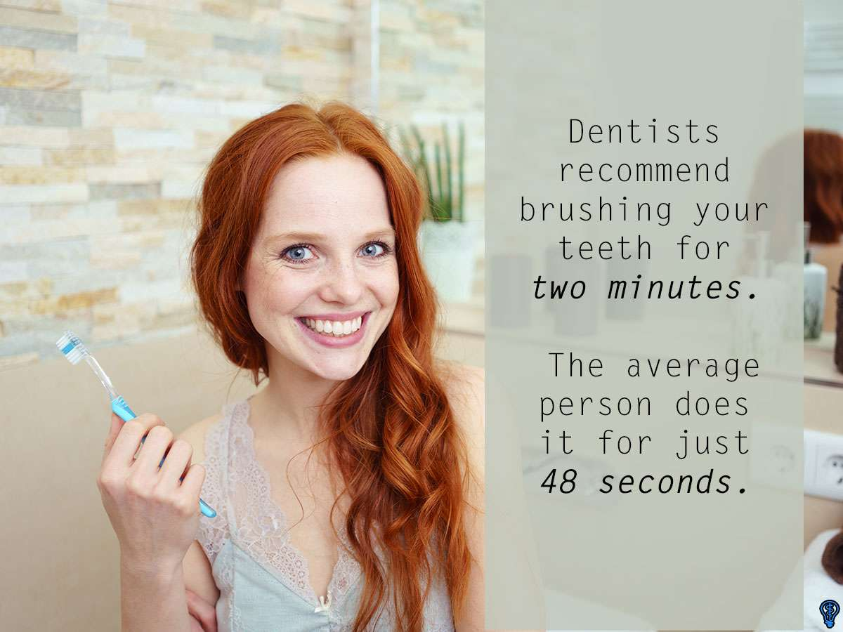 Brushing Helps Prevent Infection